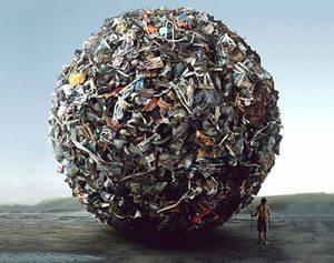 Inquinamento ambientale: l'uomo alla base della distruzione